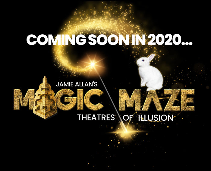 jamie allan's magic maze